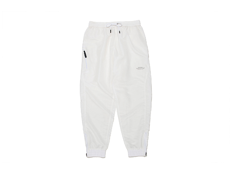 WOVEN SIDE POCKET JOGGER PANTS
