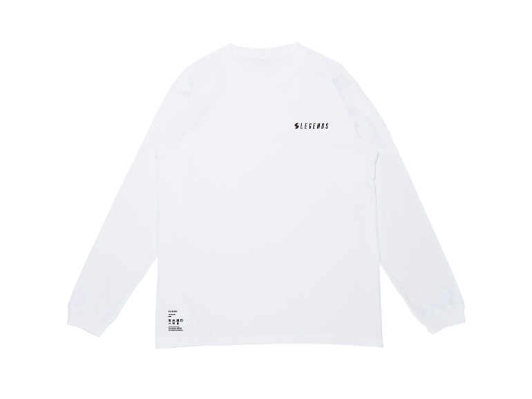COTTON BIG ONE POINT HEAVY WEIGHT L/S TEE