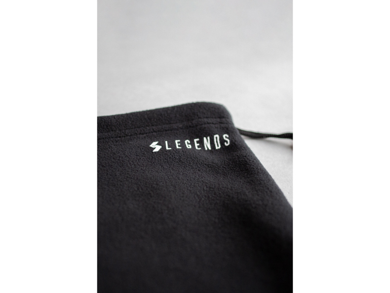 LEGENDS ONE POINT LOGO NECK WARMER