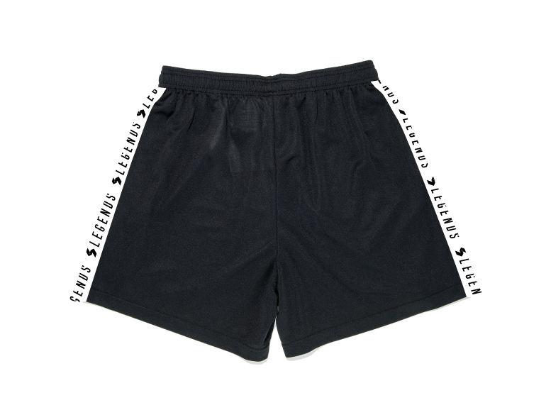 DRY SIDE LOGO TAPE ACTIVE SHORT PANTS