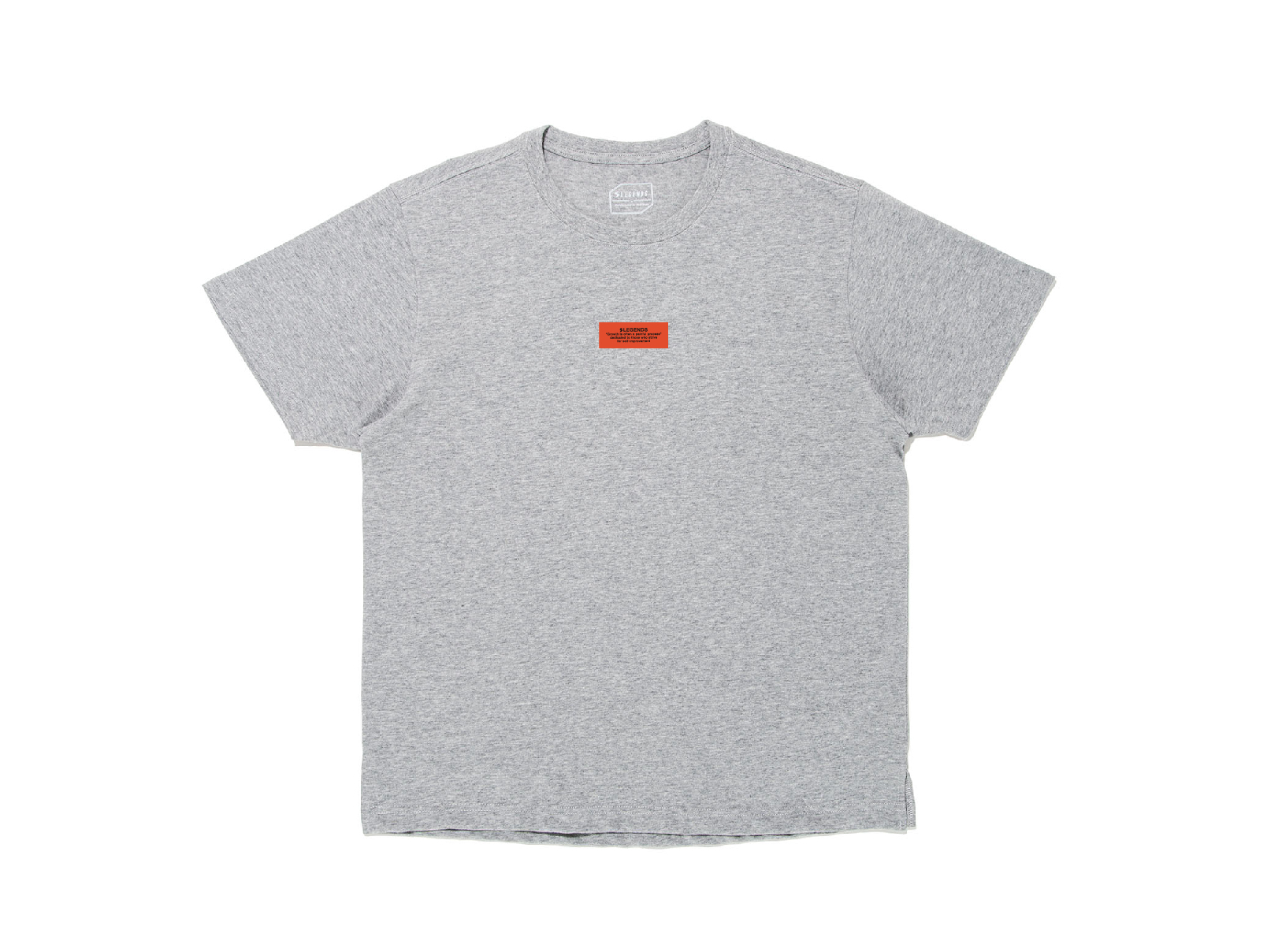 COTTON TICKET GRAPHIC S/S TEE