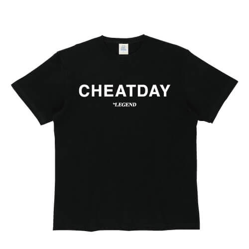 ビーレジェンド CHEATDAY BIGLOGO TEE